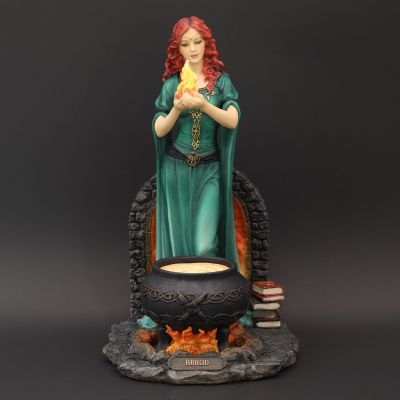 Brigid Colorful Statue