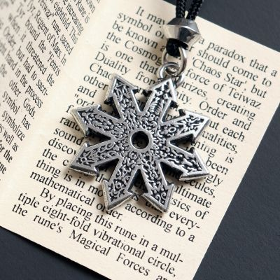 Talisman Star of Chaos Pendant