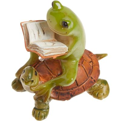 Frog and Turtle