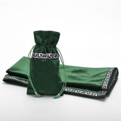 Green Cloth & Bag Set