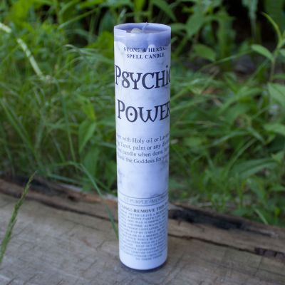 Psychic Power Spell Candle