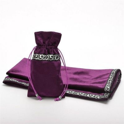 Purple Cloth, Bag Set