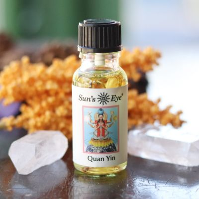 Quan Yin Oil by Suns Eye