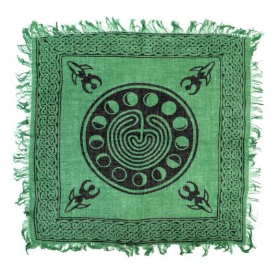 13 Moons Goddess Altar Cloth