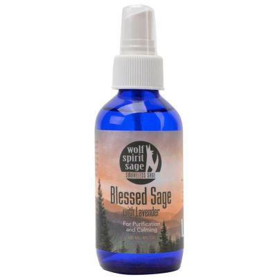 Sage and Lavender Misting Spray