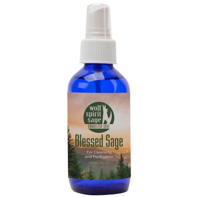 Blessed Sage Misting Spray