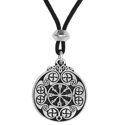 Talisman Sigil of Defense Pendant