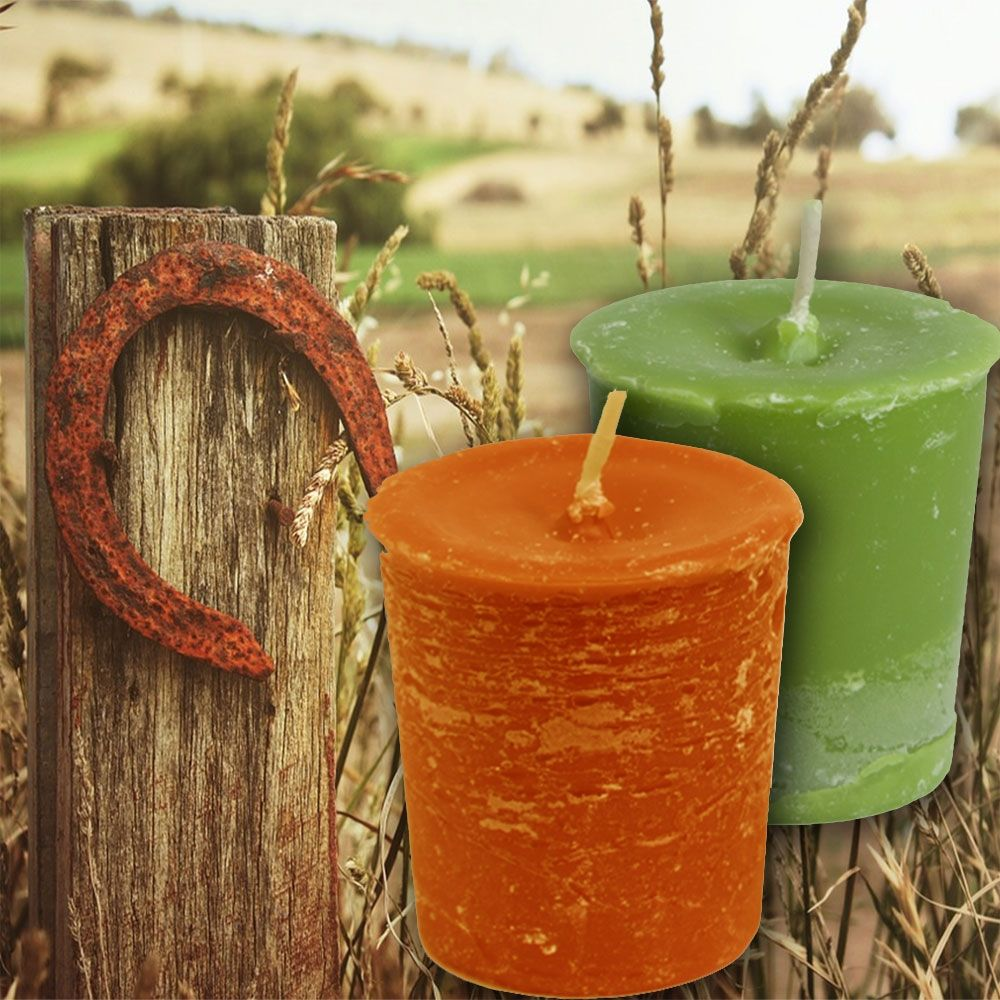 Luck - Opportunity Blessing Candle Set