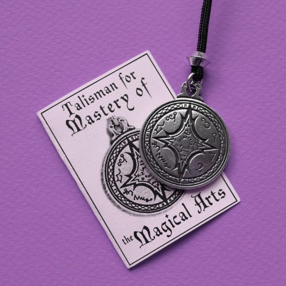 Mastery of the Magical Arts Talisman