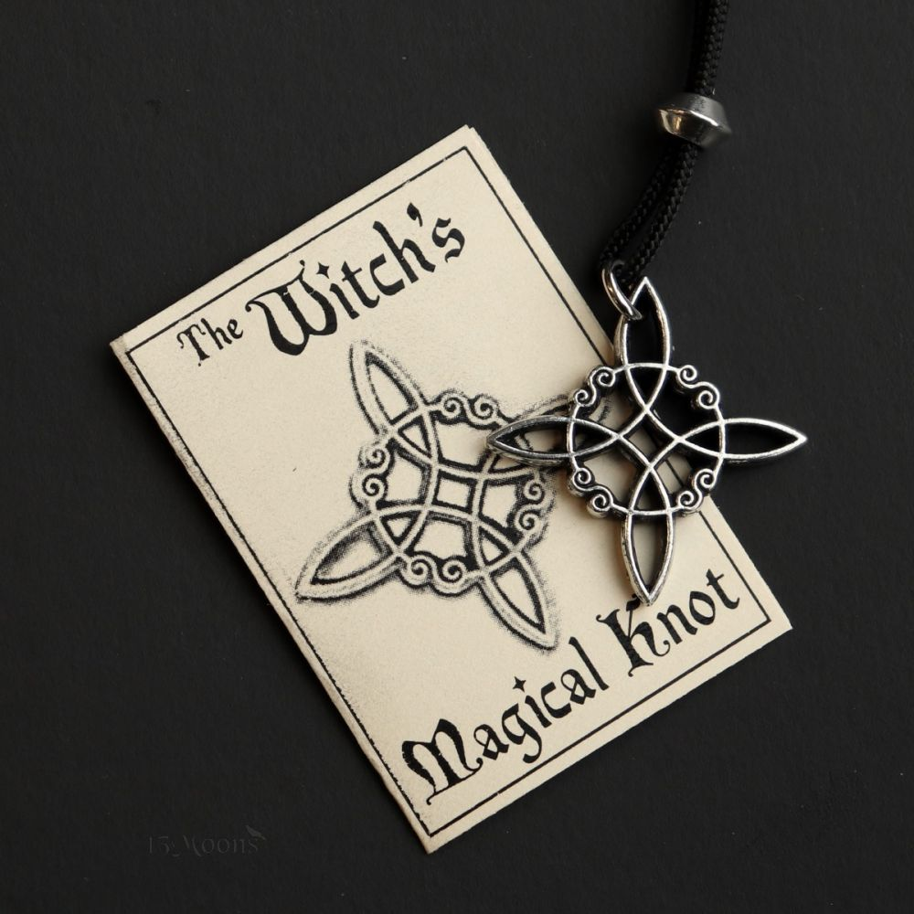 Talisman Witches Knot Pendant
