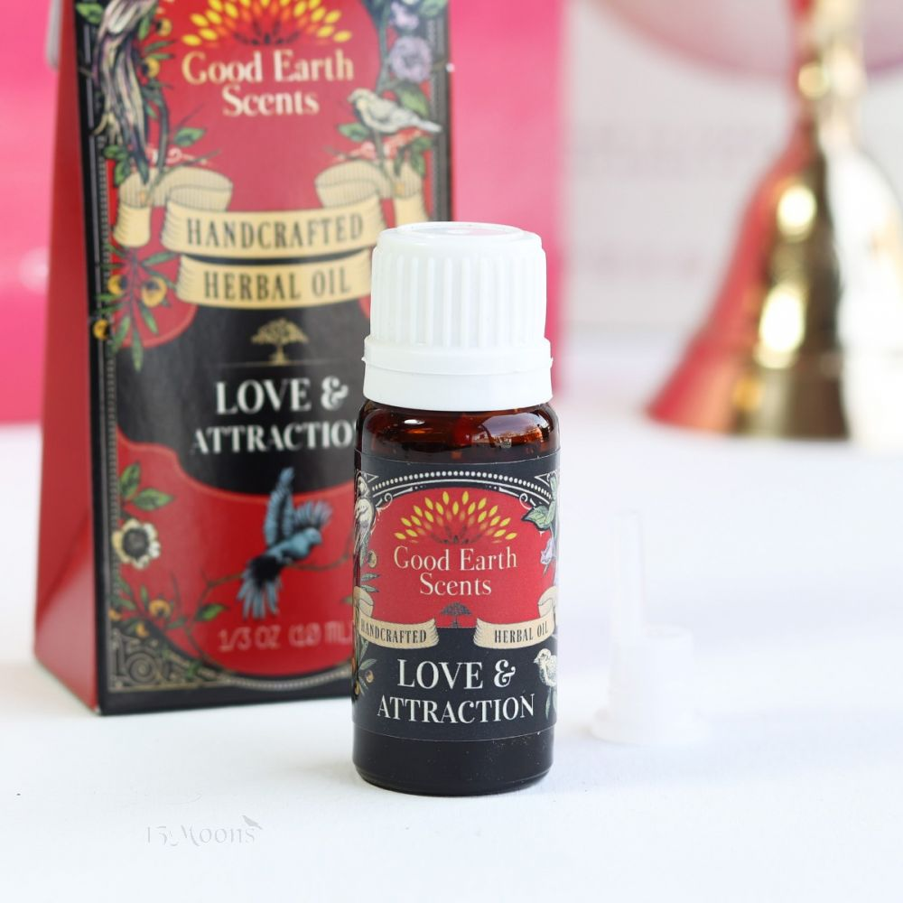 Love and Attraction Oil
