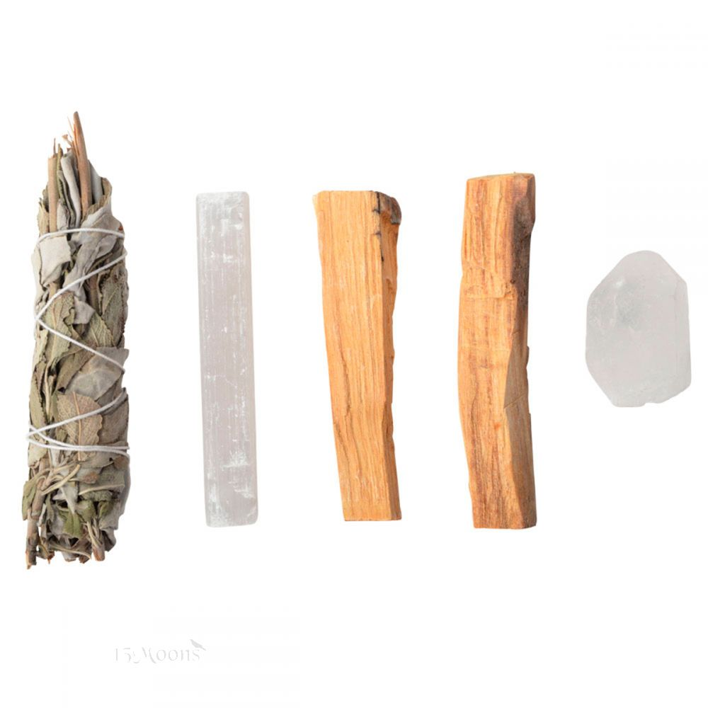 Blessings Smudge Kit