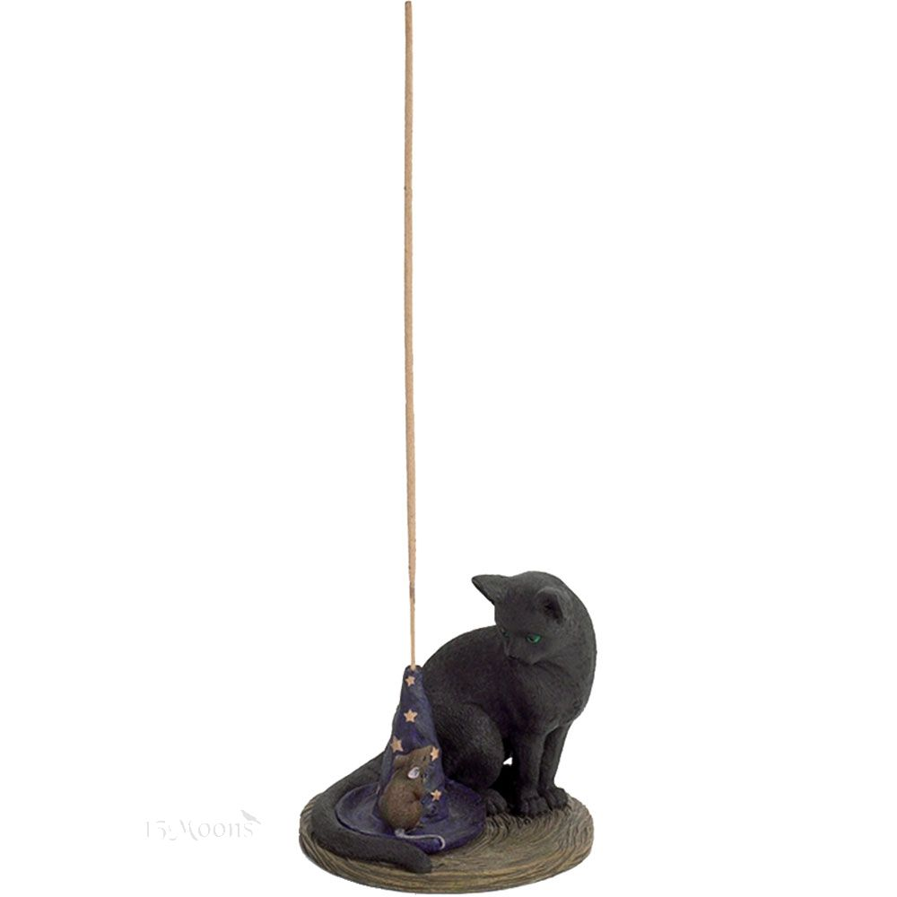 Cat and Mouse Incense Holder