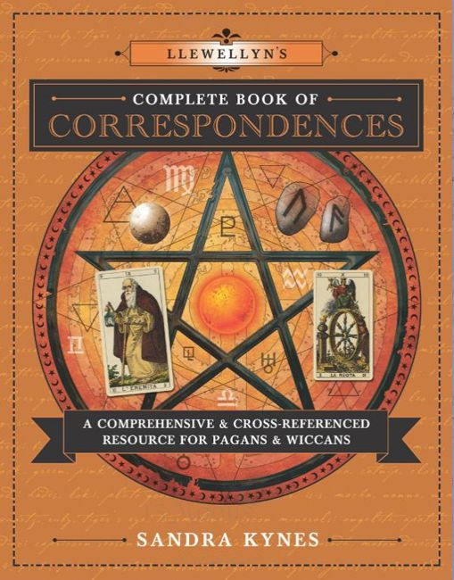 Llewellyns Complete Book of Correspondences