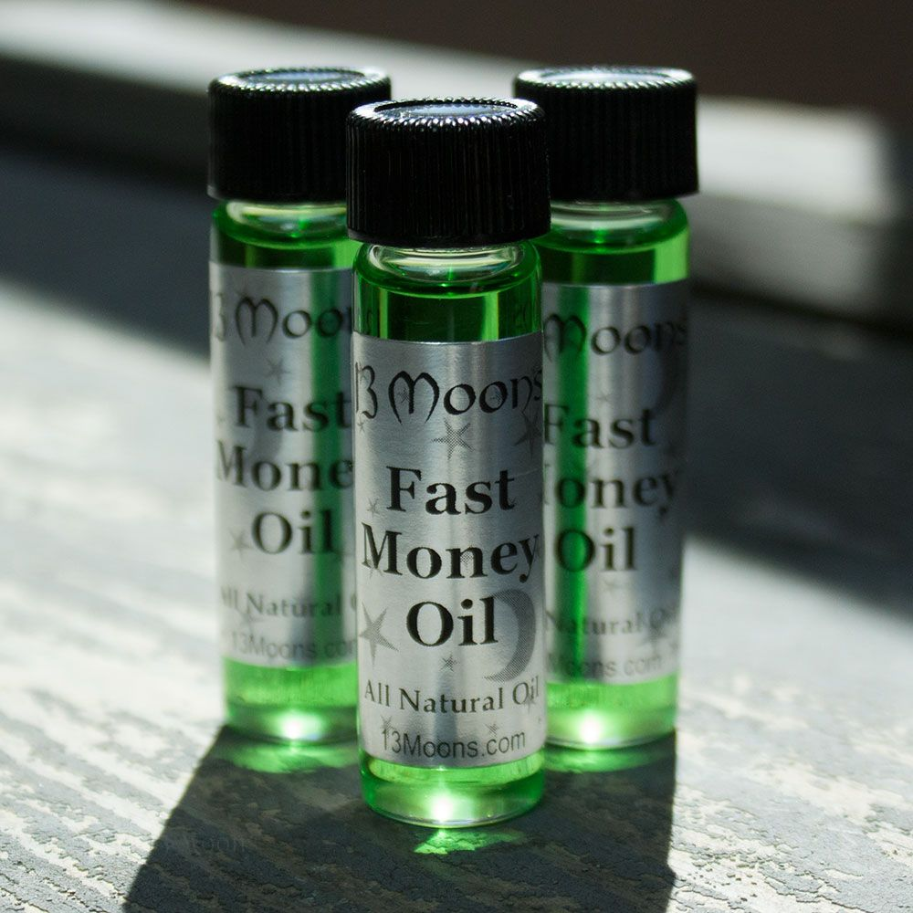 Fast Money Oil by 13 Moons