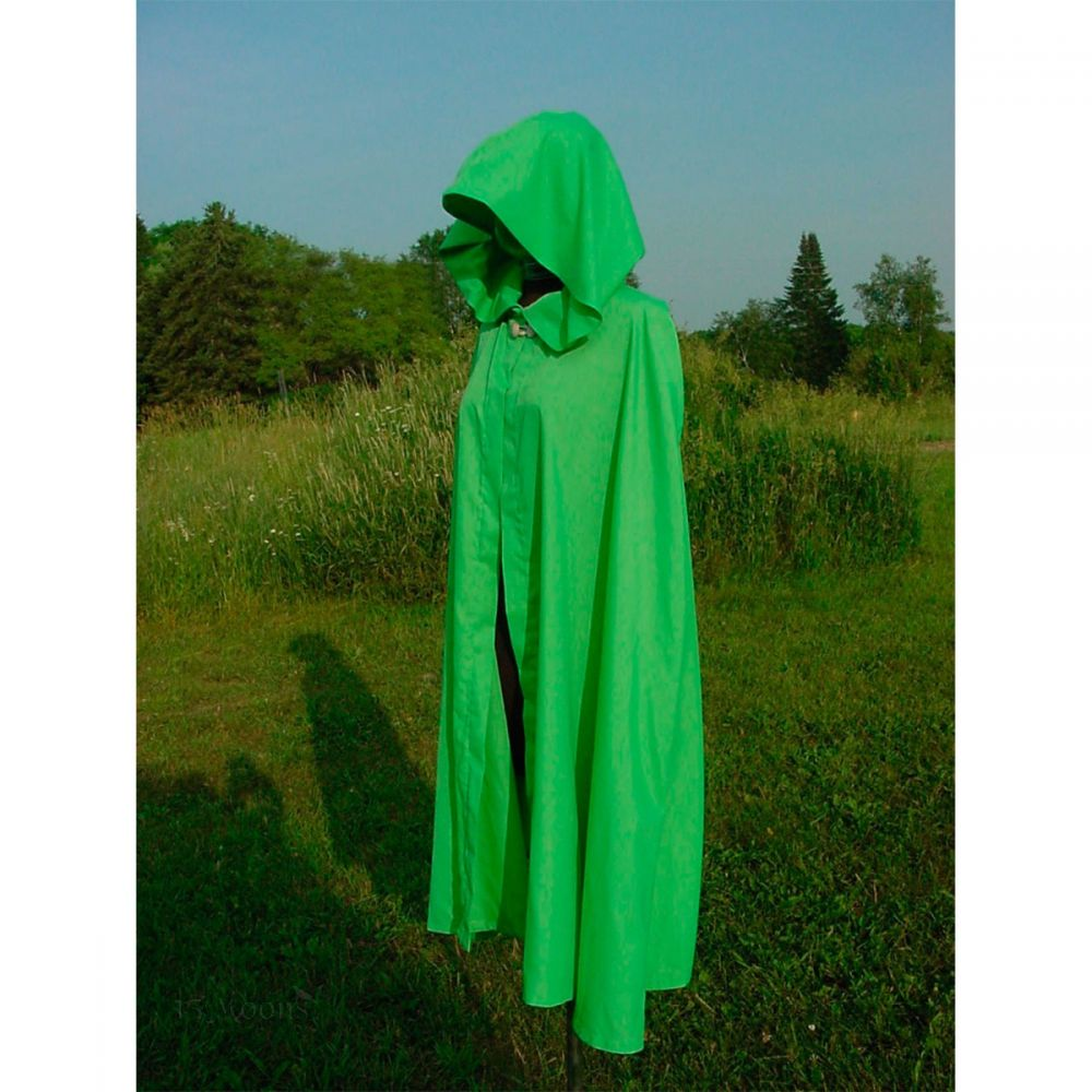 Cotton Cloak with Options