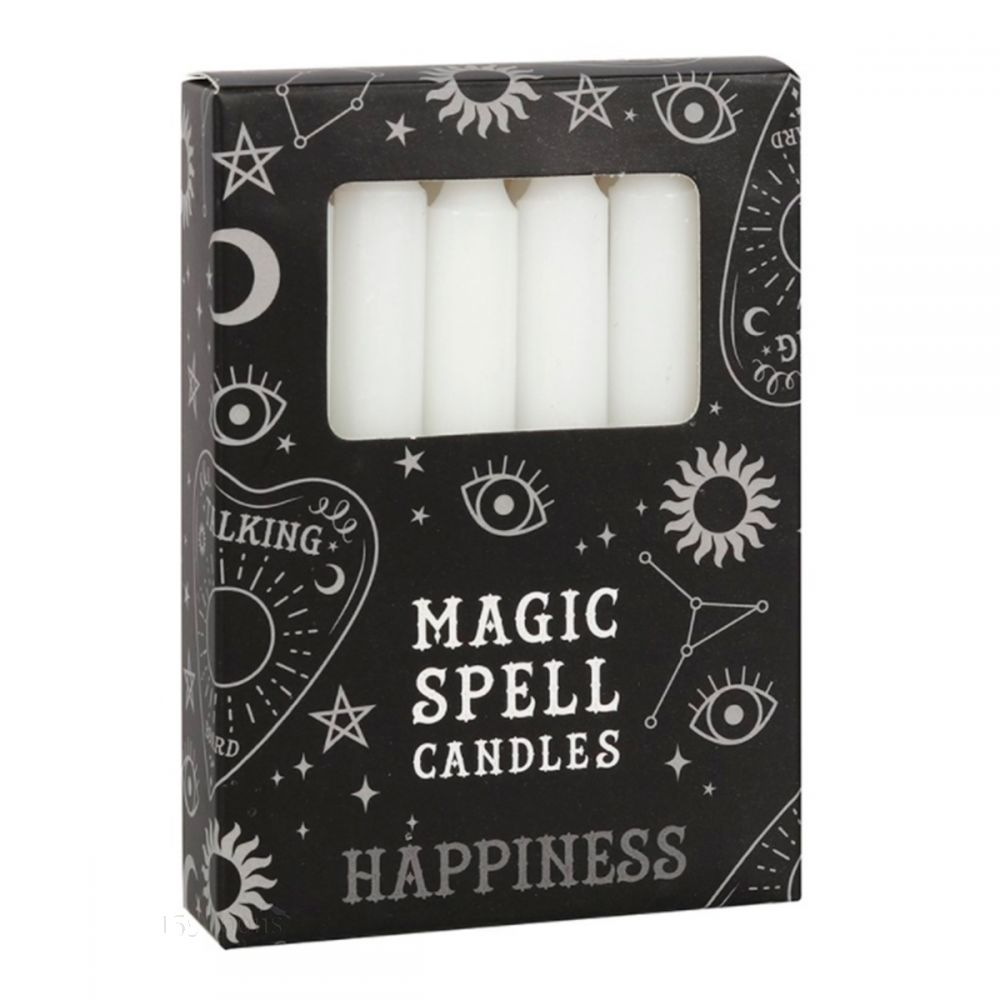 Happiness Magic Spell Candle Set