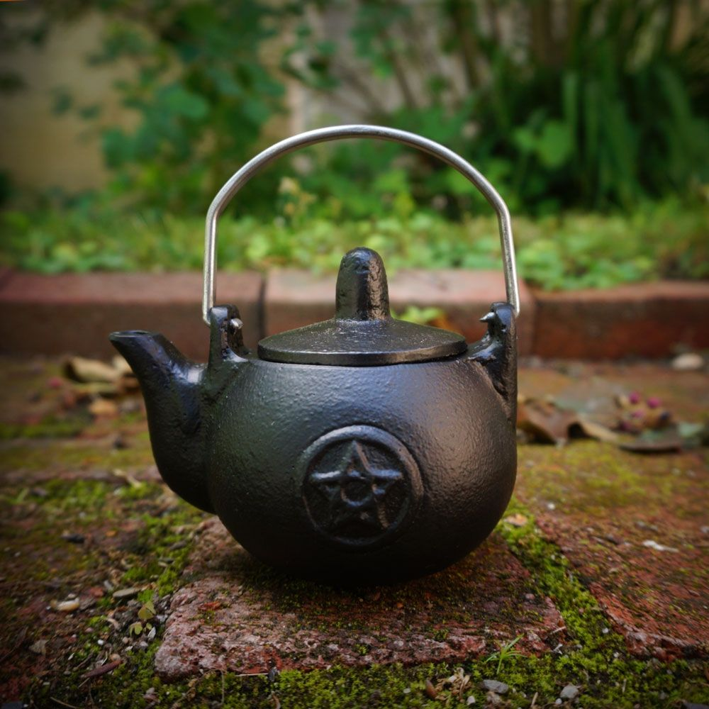 Witches Pentacle Kettle