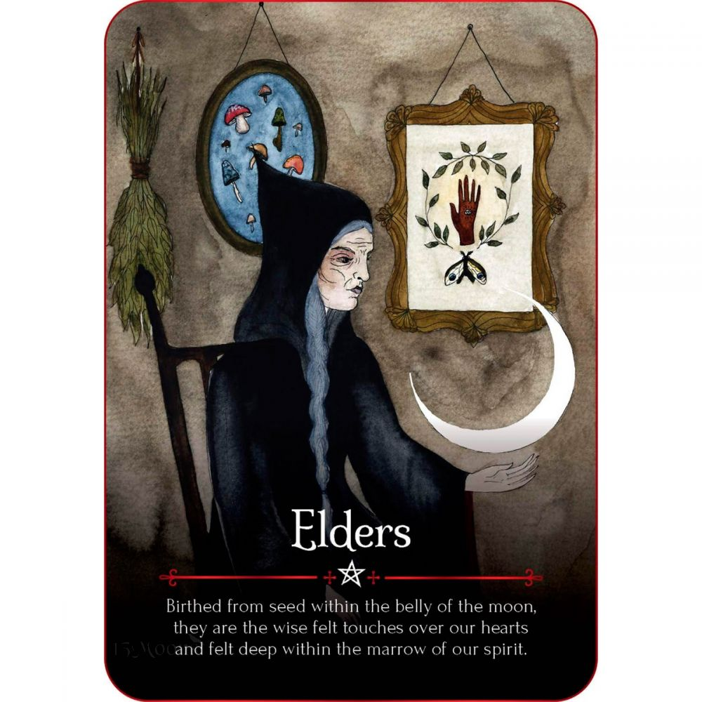 Seasons of the Witch, Samhain Oracle