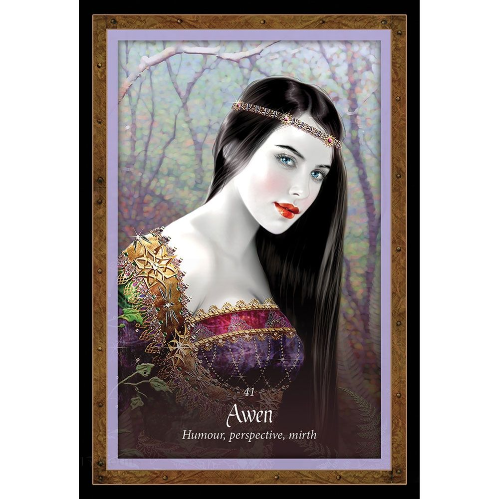 Faery Forest Oracle