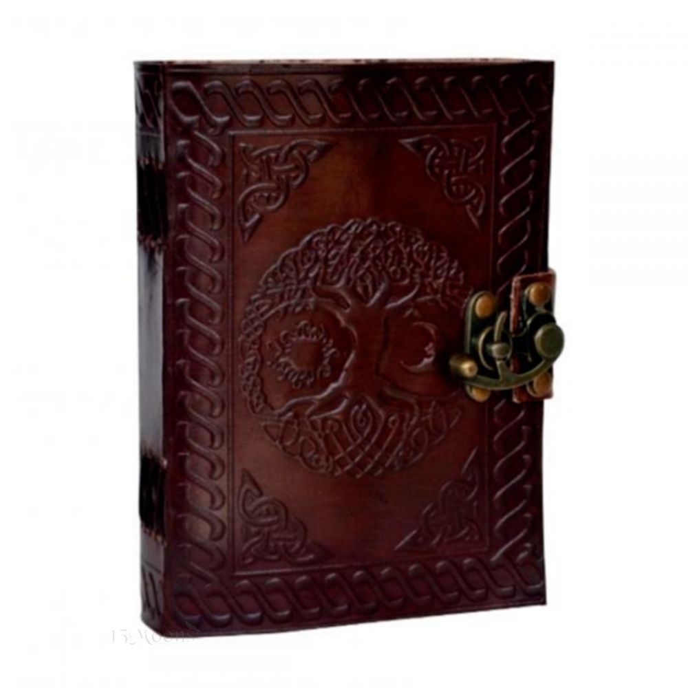 Celtic Tree of Life Circle Journal