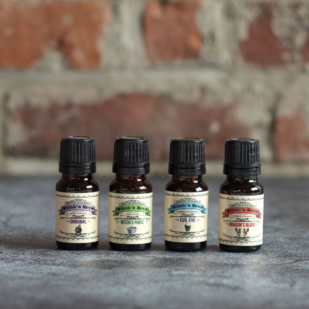 Witchs Brew Witchs Purse Oil