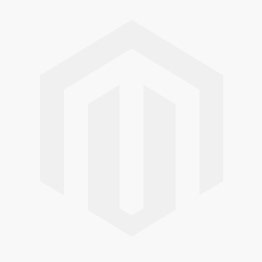 Crescent Moon Tiara with Blue Beads